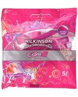 Wilkinson Extra 2 Beauty W 5ks, 72632