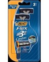 Bic Maszynka do golenia Comfort 3 Flex Blister 3, 79889691