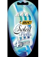 Bic Maszynka do golenia Soleil Bella Blister 3 - 79931553, 7920386