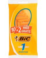 Bic PRO Maszynka do golenia BIC 1 Sensitive 10+2, 798999512