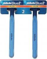 Gillette GILLETTE BLUE II PLUS SENSITIVE MASZYNKA JEDNOCZĘŚCIOWA 24 SZT, 923946