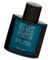Real Time Night Blue Mission Pour Homme EDT 100ml, 8715658002772