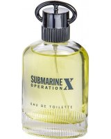 Real Time Submarine Operation X EDT 100ml, 8715658350071