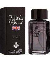 Real Time British Blend For Men EDT spray, 100ml, 8715658350460