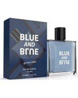Street Looks Blue And Blue For Men EDT spray, 100ml, 8715658330011