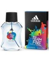 Adidas Team Five EDT 100ml, 31983409000