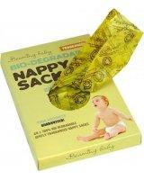 Beaming Baby Beaming baby, Biodegradowalne Zapachowe Worki na Zużyte Pieluszki, 60szt., BMN02402