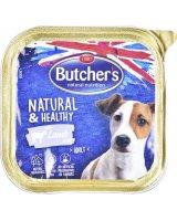 Butcher s BUTCHER'S Natural&Healthy z jagnięciną i ryżem - pasztet 150g - mokra karma dla psa