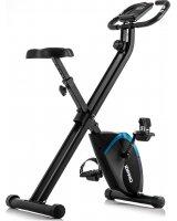 Zipro Rower treningowy magnetyczny składany Future X, Future X - Niebieski
