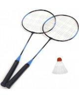 Extreme Zestaw do badmintona metalowy + lotka EXTREME, 75450-uniw