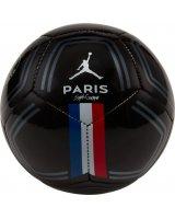Nike Piłka nożna Psg Nk Skills Jordan mini czarna r. 1 (CQ6412 010)