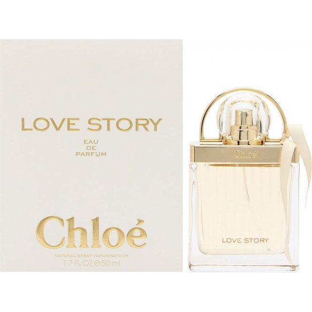 Chloe Love Story EDP 50ml, 6135838