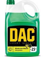 DAC zimowy płyn do spryskiwaczy -25°C, 4L (8080351)