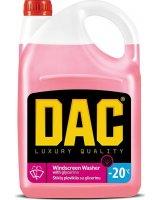 DAC Žieminis langų skystis -20C su glicerinu DAC, 4L