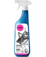 Yope Płyn do mycia szyb i luster 750 ml, 5905279370104