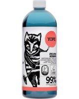 Yope YOPE_Naturalny płyn do czyszczenia podłóg Zielona Herbata 1000ml, 5906874565087