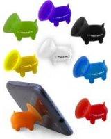 Podstawka Esperanza EMS111 Sylikonowa do Telefonu lub Notebooka - Kształt PIG, EMS111 - 5901299908846