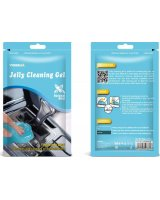 Visbella VISBELLA Jelly Cleaning Gel želė dulkėms valyti iš sunkiai prieinamų vietų (mėta)