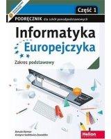 Informatyka Europejczyka LO ZP cz.1 NPP, 342551