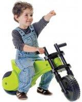 YBIKE Rowerek biegowy Y Bike Oryginal zielony, YBIK-YBIKE-ZI