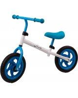 Vivo Rowerek biegowy Vivo V5020 12'' EVA biało-niebieski Uniwersalny