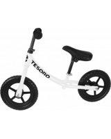Tesoro Rowerek biegowy dla dzieci PL-8 Biały mat, GXP-736590