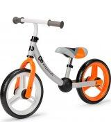 KinderKraft Rowerek biegowy 2 way Next 2021 Blaze orange, KR2WAY00ORA00000