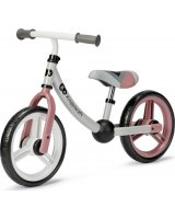 KinderKraft Rowerek biegowy 2way Next 2021 Rose Pink, KR2WAY00PNK00000
