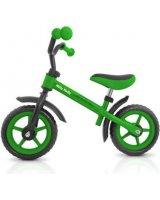 Milly Mally Rowerek biegowy Dragon zielony - Milly Dragonziel