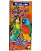 Dako-Art SMAKOSZKA DLA PAPUGI OWOCOWA, VAT002538