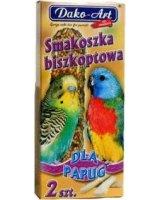 Dako-Art SMAKOSZKA DLA PAPUGI BISZKOPT, VAT002536
