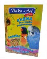 Dako-Art 500g ANDULKA karma DLA EGZOTYCZNYCH, 01708