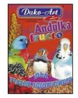 Dako-Art ANDULKA FRUCTO 500g DLA PTAKÓW EGZOTYCZNYCH, 6687