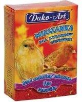 Dako-Art DA MIESZANKA D/KANARKA CZERWONA 100G 207 - 6773