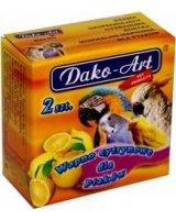 Dako-Art DAKO-ART Wapno cytrynowe dla ptaków 2szt.