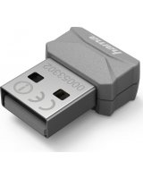 Karta sieciowa Hama N150 Nano WLAN USB Stick (000533020000)