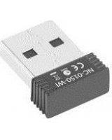 Karta sieciowa Lanberg USB Nano N150 (NC-0150-WI)