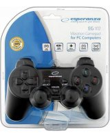 Gamepad Esperanza Warrior (EG102), E5905784767147