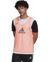 Adidas Znacznik piłkarski Bib 14 pomarańczowy r. S (FI4190)