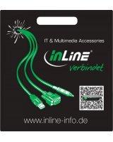 InLine InLine torba na zakupy'' ... das verbindet!'' czarna, 22311I