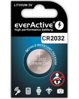 everActive Bateria CR2032 1szt., CR20321BL