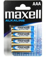 Maxell Bateria AAA / R03 4szt., 723671.04 EU