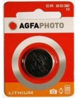 AgfaPhoto Bateria CR2032 1szt., 70116