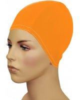 Gwinner Czepek pływacki do długich włosów pomarańczowy (221801130000), 221801130000-universal