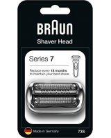 Braun Golarka elektryczna Braun Series 7 73S,do modelami golarek Series 7 od 2020 roku, srebrna, 4210201262947
