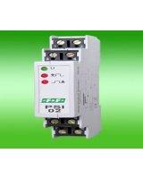 F&F Przetwornik sygnału CIĄGŁY-IMPULS 230V AC 2Z 8A PSI-02, PSI-02 230V