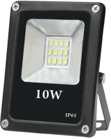 Naświetlacz Volteno Reflektor LED Slim 10W IP65 (VO0763)