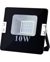 Naświetlacz Art ART Lampa zew. LED,10W,SMD,IP65, AC80-265V,black, 6500K-CW, L4101530