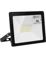 Naświetlacz Maclean Naświetlacz LED slim 20W, 1600lm Neutral White (4000K) Maclean Energy MCE520 NW, IP65, PREMIUM