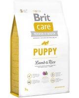 Brit Care Puppy Lamb & Rice - 1 kg, 26601
